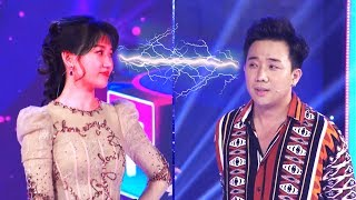 Hari Won và Trấn Thành Xích Mích Khi Tham Gia Gameshow