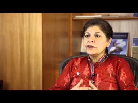 Interview with Shamshad Akhtar on MDGs (DESA News,...