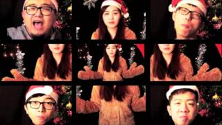 Freeman - Christmas(Baby Please Come Home)Michael Buble Cover