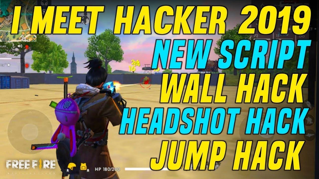 Meet Speed Hacker In Free Fire New Script Headshot Diamond Hack Garena Free Fire
