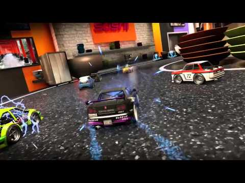 Table Top Racing: World Tour (Out now on STEAM, PS4 and coming soon to XBO)