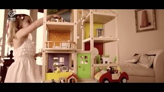 Hape All Season Dollhouse And Hape Happy Villa