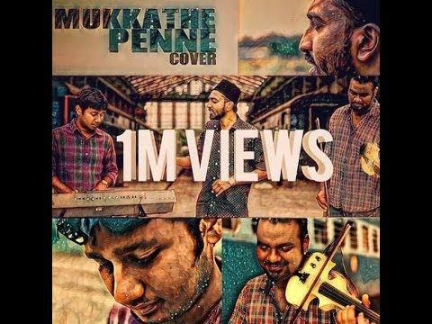 MUKKATHE PENNE (Ennu Ninte Moideen) | Cover- Adheef | Nipin | Vishnu