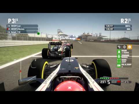 Nice racing with Ghost & Azr |