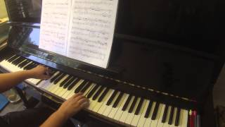 Andantino Grazioso (2nd mov Sonata in F) by Dussek Trinity College London piano grade 6