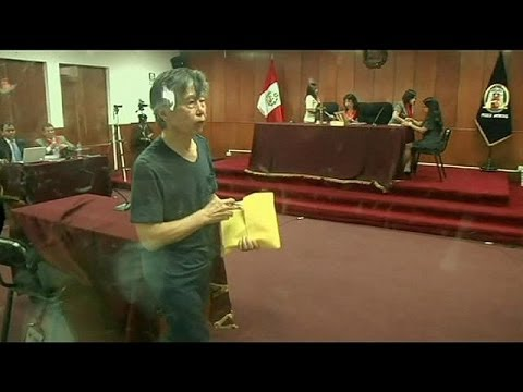 Fujimori accused of buying good headlines at Peru corruption trial