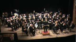 Ann Arbor Concert Band 05/13/12 - Riots of Spring