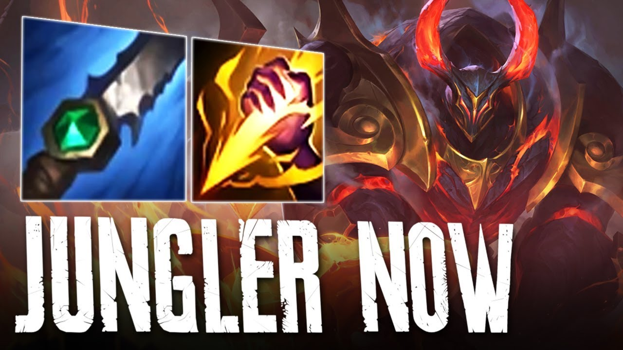 RIOT IS TRYING TO MAKE NEW MORDEKAISER REWORK A JUNGLER ! HIS PASSIVE NOW  WORKS IN THE JG ! PBE