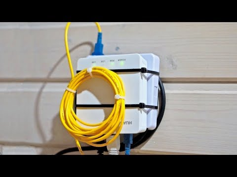 Интронекс - проводной интернет на даче на замену Yota.