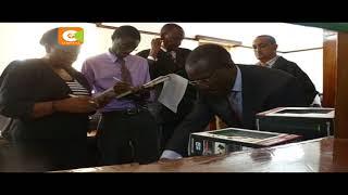 IEBC yawasilisha mahakamani stakabadhi zote za uchaguzi wa Okt. 26