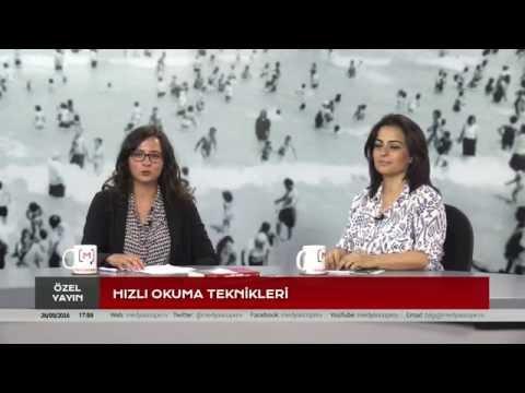 Uzman Türkolog Kezban Küçük ile Hızlı Okuma Teknikleri