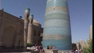 Voyage en Ouzbékistan (1e partie) : Tachkent, Khiva, Boukhara, la Route royale