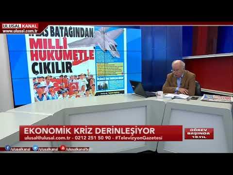 Televizyon Gazetesi- 04 Nisan 2019- Yalçın Büyükdağlı- Halil Nebiler- Ulusal Kanal