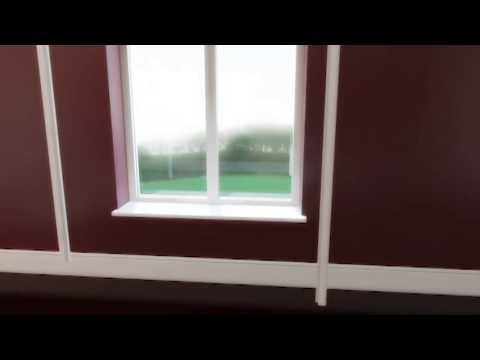 how to install plantation shutters by the shutter store uk youtube. Black Bedroom Furniture Sets. Home Design Ideas