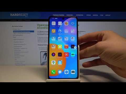 Как на Huawei P Smart 2021 установить Google сервисы? / Открыть приложения Google
