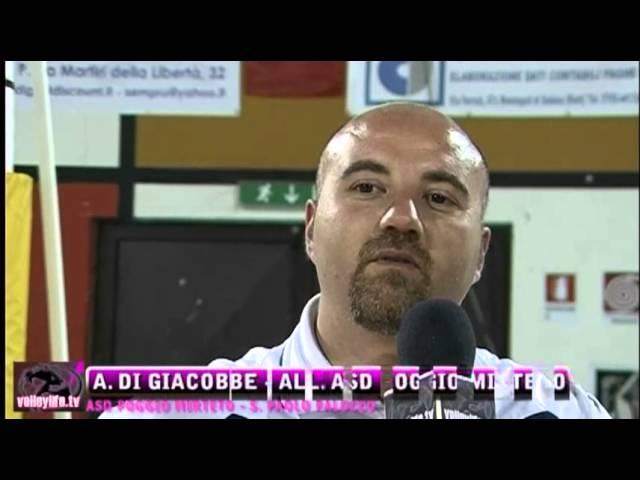 ASD Poggio Mirteto vs S. Paolo Palocco - Servizio