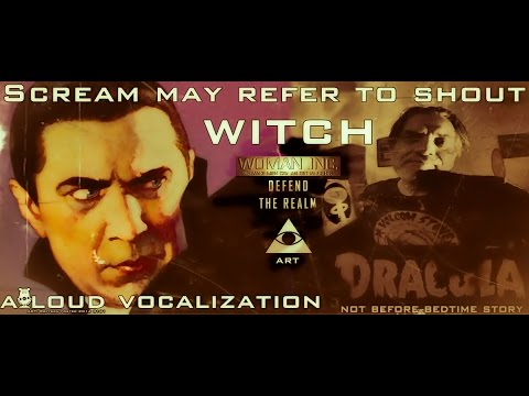 Dracula Dirty Old Witch: Not Before Bedtime Story