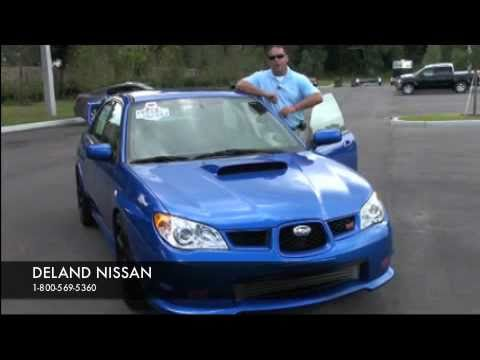 2007 Subaru Impreza SOLD!!!!Turbo WRX STI Ltd - Blue 23,663 Miles.m4v