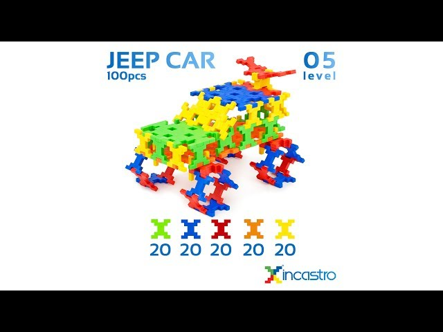 INCASTRO | Level 5 | Jeep Car