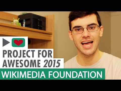 Project 4 Awesome: Wikimedia Foundation