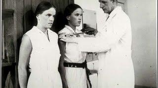 """""""Доктор дъявол"""" фильм 4-й Эксперименты над людьми. Неизвестный суд над врачами нацистами, Нюрнберг"""