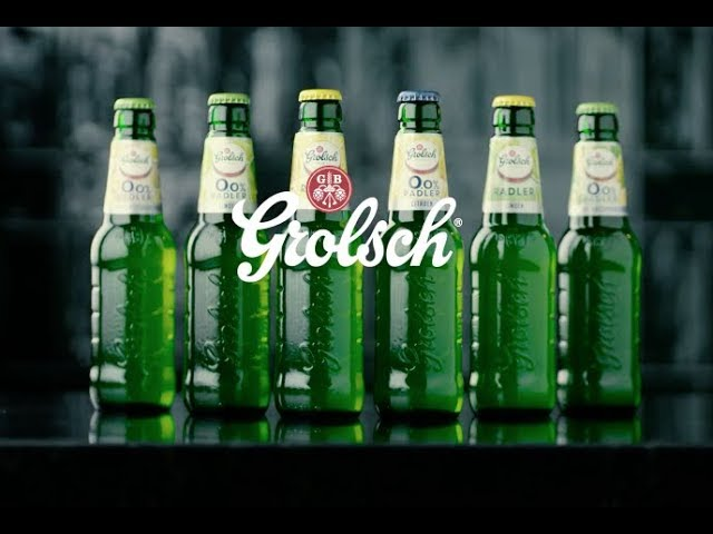 Grolsch: Radler