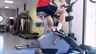 Rééducation post-opératoire après ligamentoplastie antérieure du genou