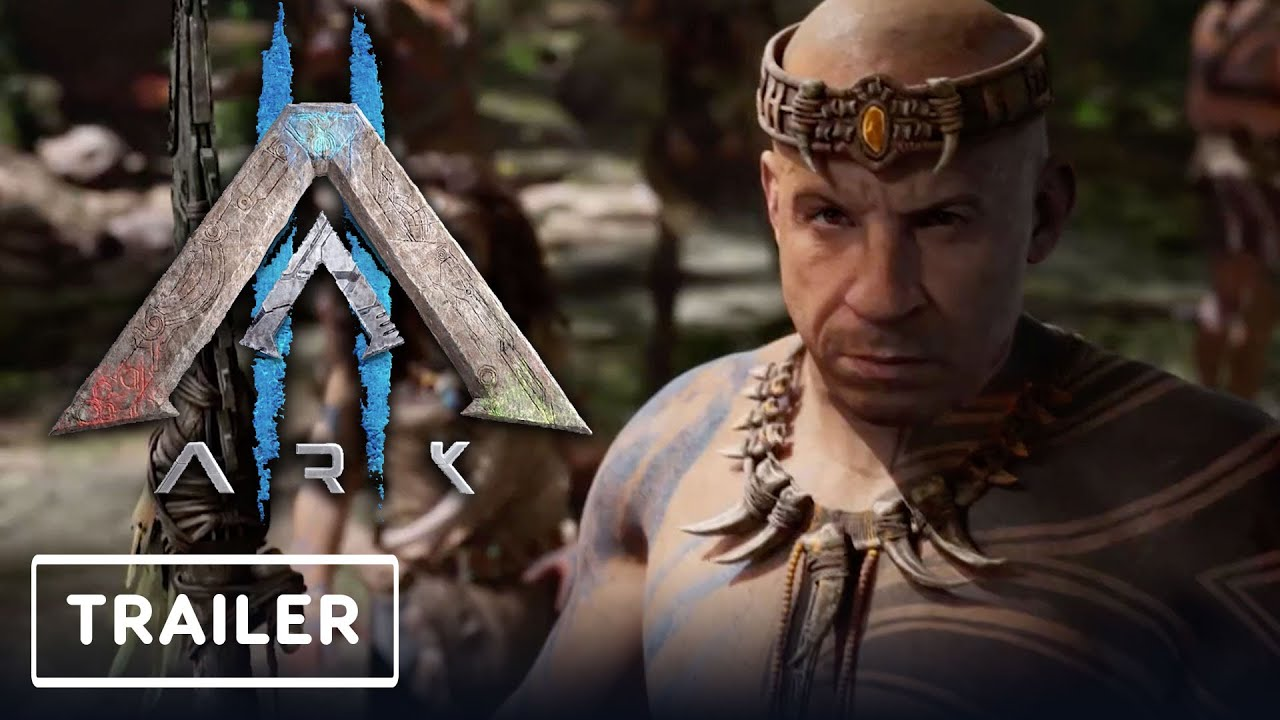 Ark 2 Announced With Vin Diesel - IGN