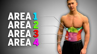 The BEST 10 Minute Ab Workout For Six Pack Abs (HIT EACH AREA!)