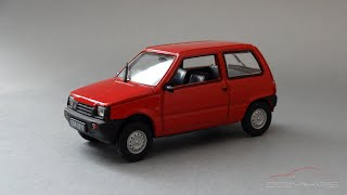 видео Автомобиль модели ВАЗ-1111 ОКА