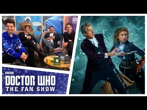 Husbands of River Song Reactions | Doctor Who: The Fan Show | BBC