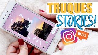 Dicas e Truques escondidos no Instagram Stories | Sem apps!