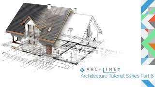 ARCHLine.XP Architectural BIM course Part 8