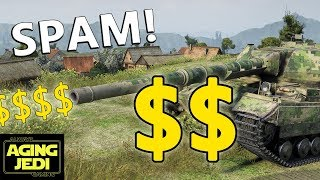 Premium Ammo Spam - The Future of World of Tanks?