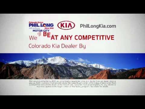 Cash in at Phil Long Kia