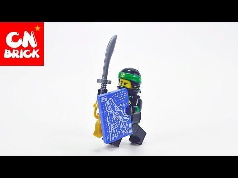 LEGO NINJAGO MOVIES LLOYD 030643 Unofficial LEGO