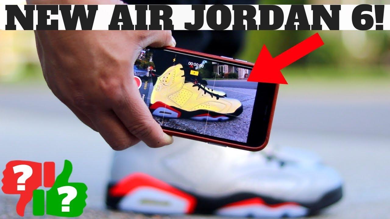 reflection of champions jordans 6
