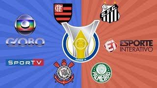 Brasileirão terá jogos sem transmissão? Entenda thumbnail