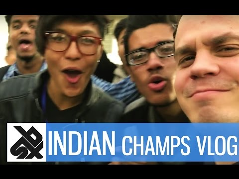 INDIAN Beatbox Championship - BEHIND THE SCENES VLOG