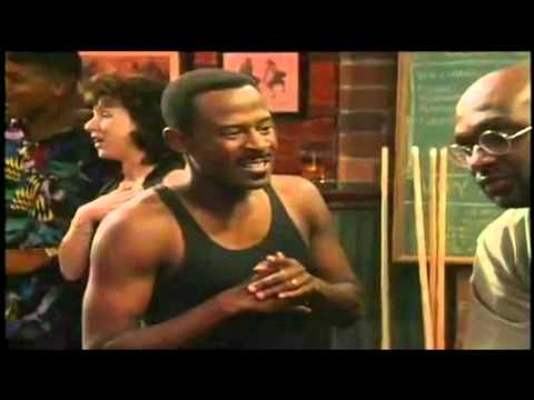 The Martin Lawrence Show(Martin gets hustled at pool)