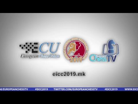 Round 2 - European Individual Chess Championship 2019