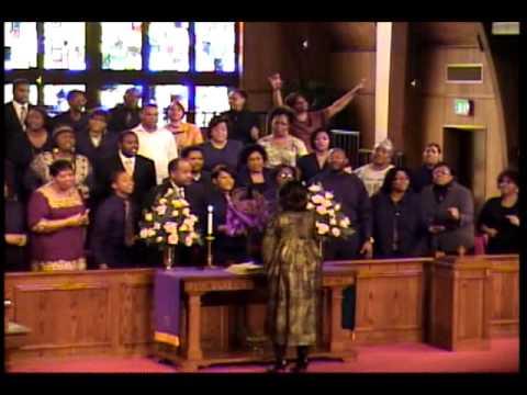 Anderson UM Church's Sanctuary Choir - Rev. James ...