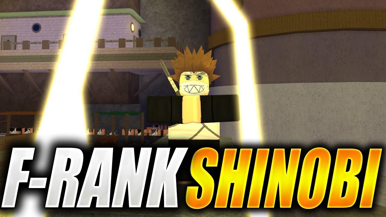 My Experience As A F Rank Cloud Shinobi Naruto Online 2