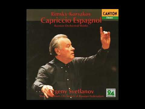 Evgeny Svetlanov / Russian Orchestral Works, USSR SO