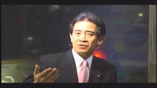 「CafeSta(β)」カフェスタトーク ~逢沢一郎総裁特別補佐~(2012.1.23)