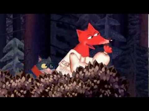 Мультфильм про лису и кота i