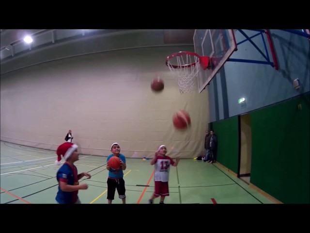 Blue Devils: Rookies Christmas 2016