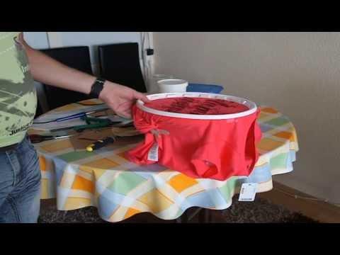 Как сделать пяльца для вышивания своими руками в домашних условиях