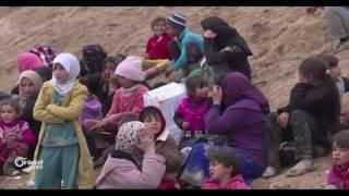 181 ألف نازح من الموصل منذ بدء العمليات العسكرية