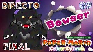 Vídeo Paper Mario: Color Splash
